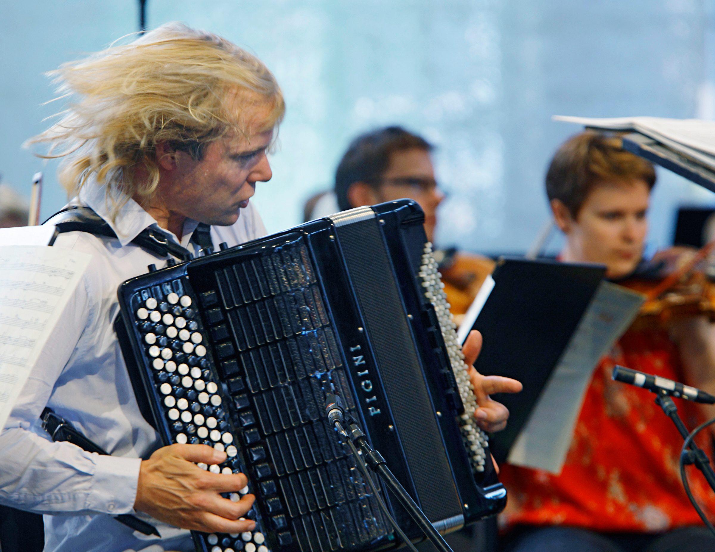 Frode Haltli – Concerts